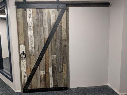 Custom barn doors in NJ NY CT PA LI