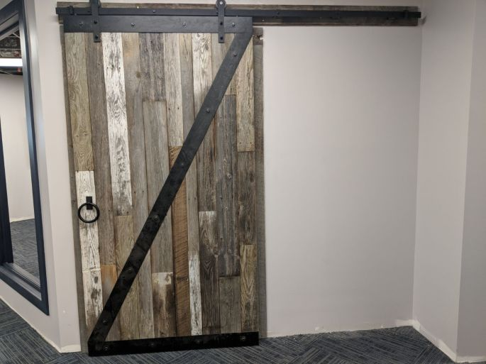 Custom barn doors in NJ NY CT PA LI