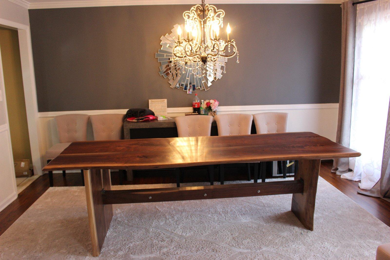Custom Wood Dining Tables In New York