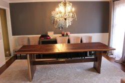 custom wood tables in NJ